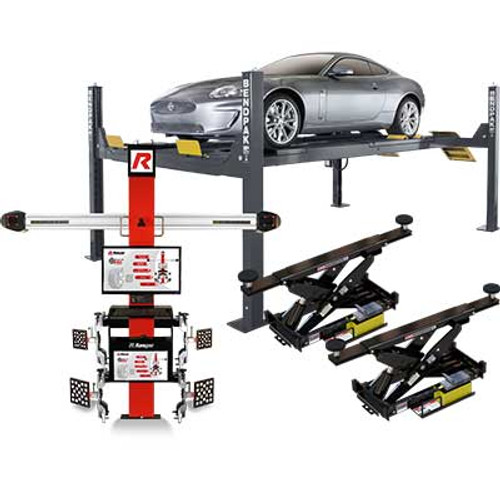 BendPak HDS-14LSX Alignment Combo Kit