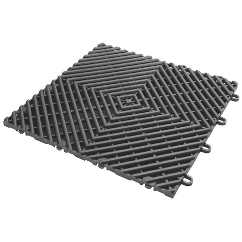 Gladiator Charcoal Drain Tile (4-Pack)