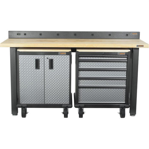 Gladiator Premier 5 Piece Workbench Set