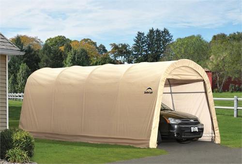 ShelterLogic RoundTop 10' x 20' x 8' Portable Garage