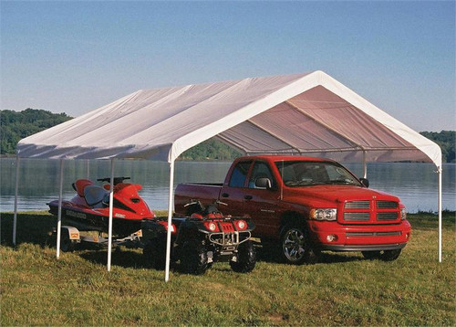 ShelterLogic SuperMax Canopy 18 x 20 ft. White