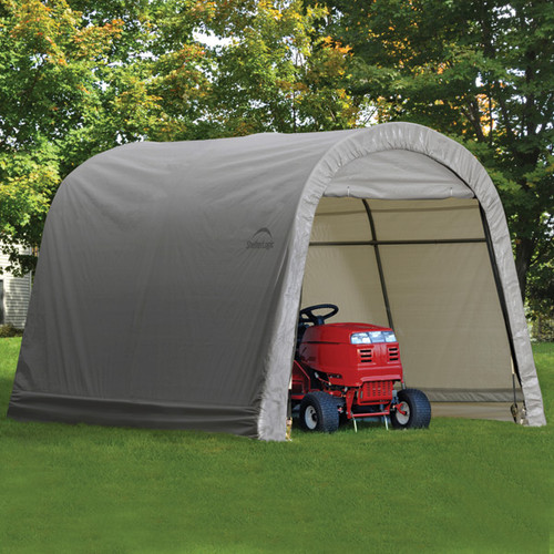 ShelterLogic Shed-in-a-Box RoundTop 10' x 10' x 8'