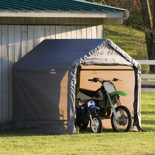 ShelterLogic Shed-in-a-Box 6' x 6' x 6'