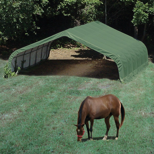ShelterLogic Run-In Shed 22' x 24' x 12'