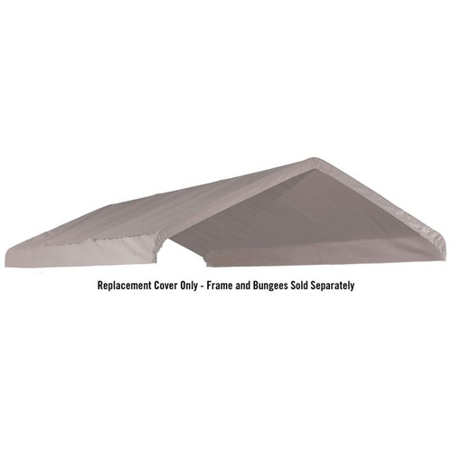ShelterLogic Canopy Replacement Top - SuperMax 10 x 20 ft.