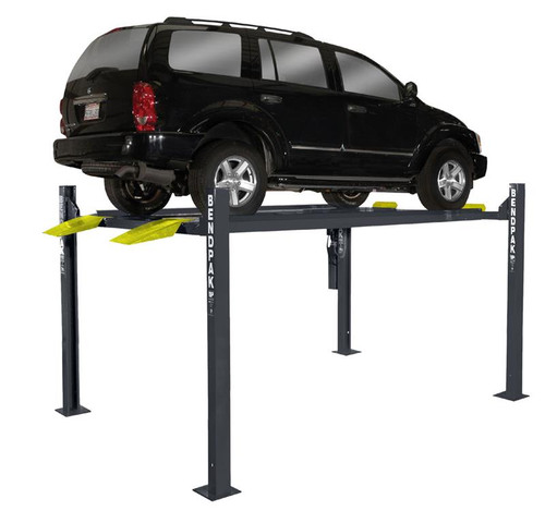 BendPak HD-7P 7,000-lb. Capacity ALI Certified Short Runways Extra-Tall Car Lift