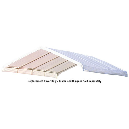 ShelterLogic Canopy Replacement Top - SuperMax 12 x 26 ft.