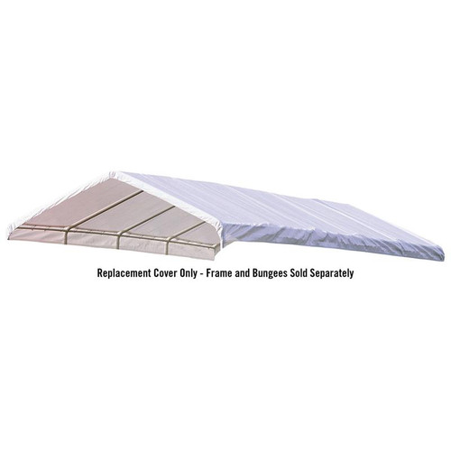 ShelterLogic Canopy Replacement Top - SuperMax 12 x 30 ft.