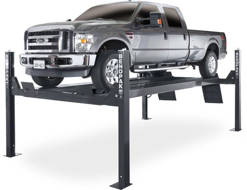 BendPak HDS-14X 14,000-lb. Capacity ALI Certified Extended Length Car Lift
