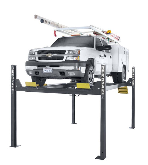 "BendPak HD-14T 14,000-lb. Capacity Tall Lift / 82"" Rise Car Lift"