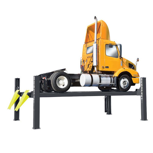 BendPak HDS-27 27,000-lb. Capacity ALI Certified Standard Length Four-Post Truck Lift