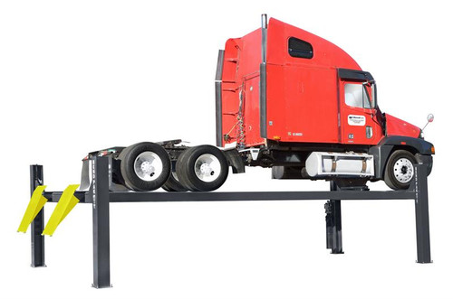 BendPak HDS-27X 27,000-lb. Capacity ALI Certified Four-Post Extended Length Truck Lift