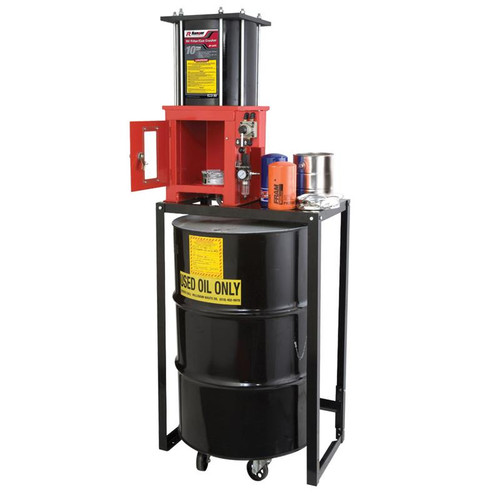 Ranger RP-20FC Oil Filter Crusher with Stand / 10-Ton Capacity