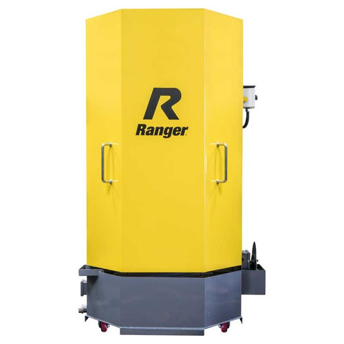 Ranger RS-750D Truck Spray Wash Cabinet With Skimmer, Dual-Heaters, Low-Water Shutoff, 208-230V, 1-Phase, 60hz