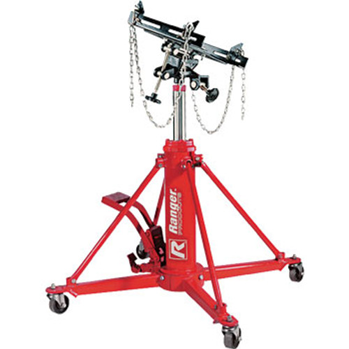 Ranger RTJ-3000 1-1/2 Ton Telescoping Transmission Jack / Truck Model