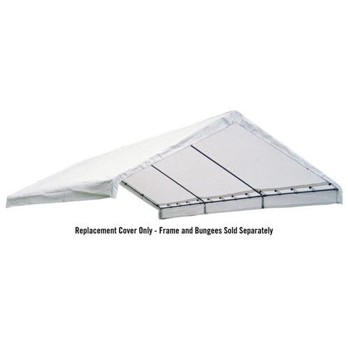 ShelterLogic Canopy Replacement Top - SuperMax 18 x 30 ft.