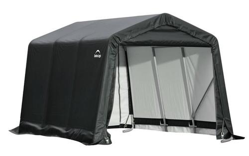 ShelterLogic ShelterCoat 9 x 12 x 10 ft. Peak Style Shelter Gray Cover