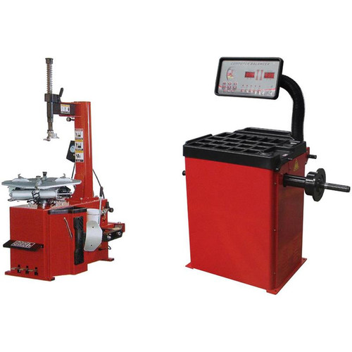 Tuxedo TC-530 Tire Changer / WB-953-B Wheel Balancer Combo Package