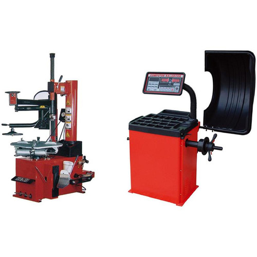 Tuxedo TC-950-WPA Tire Changer / WB-953 Wheel Balancer Combo Package