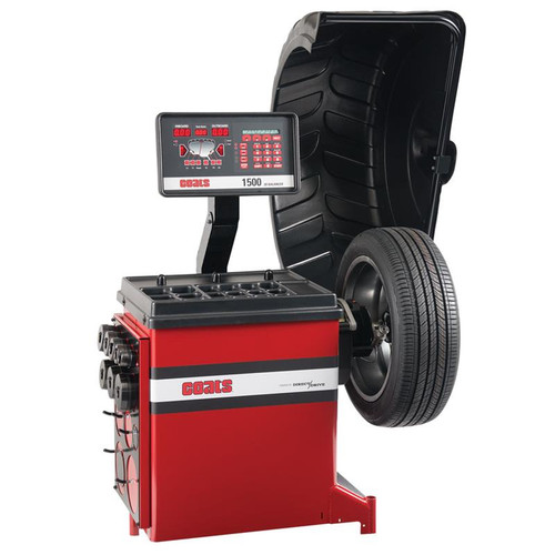 Coats 1500-3D Direct Drive Wheel Balancer