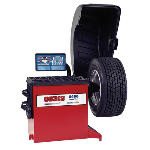 Coats 6450-2D Heavy Duty Wheel Balancer