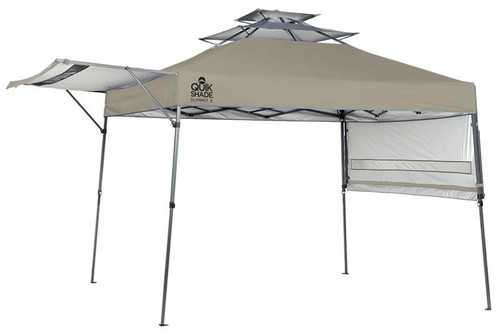 Quick Shade Summit SX170 10 X 17 ft. Straight Leg Canopy - Taupe