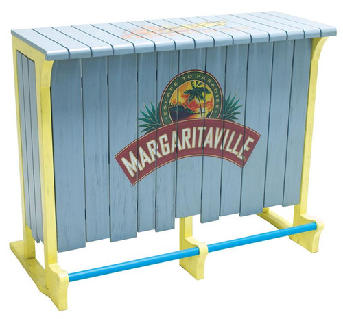 Margaritaville 4' Promo Bar - Escape to Paradise