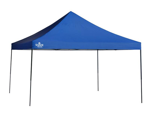 Quick Shade ST144 12 x 12 ft. Straight Leg Canopy - Blue