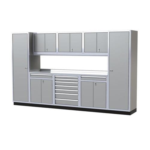 Moduline PRO II Series 9-Piece Garage Cabinet Set PGC012-08X