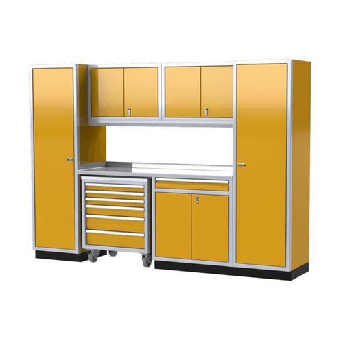 Moduline PRO II Series 8-Piece Garage Cabinet Set PGC010-06X