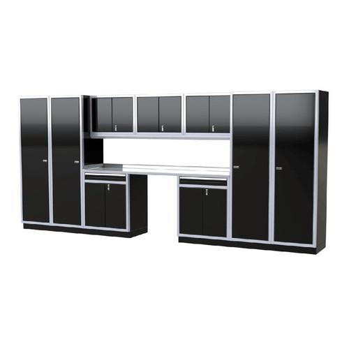 Moduline PRO II Series 11-Piece Garage Cabinet Set PGC016-06X