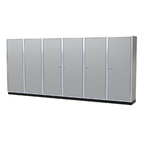 Moduline PRO II Series 6-Piece Garage Cabinet Set PGC016-09X