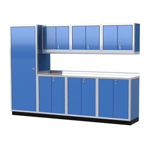 Moduline PRO II Series 8-Piece Garage Cabinet Set PGC010-05X