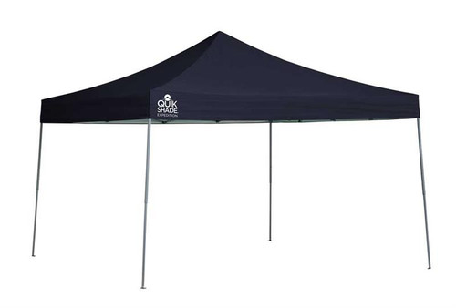 Quick Shade Expedition EX144 12 x 12 ft. Straight Leg Canopy - Midnight Blue