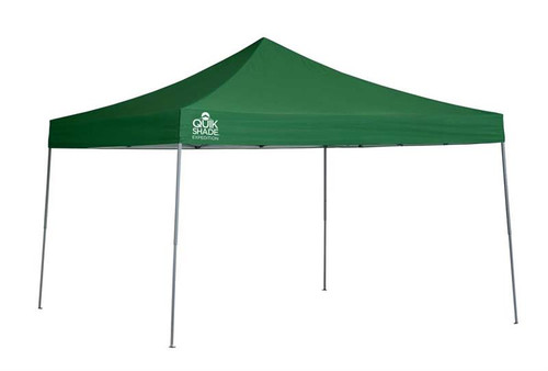 Quick Shade Expedition EX144 12 x 12 ft. Straight Leg Canopy - Green
