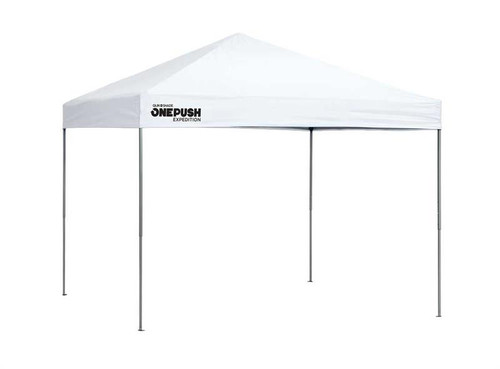 Quick Shade Expedition EX100 One Push 10 x 10 ft. Straight Leg Canopy - White