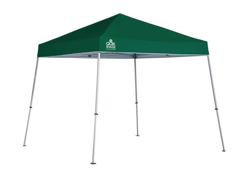 Quick Shade Weekender Elite WE64 10 x 10 ft. Slant Leg Canopy - Green
