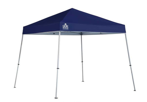 Quick Shade Weekender Elite WE64 10 x 10 ft. Slant Leg Canopy - Twilight Blue