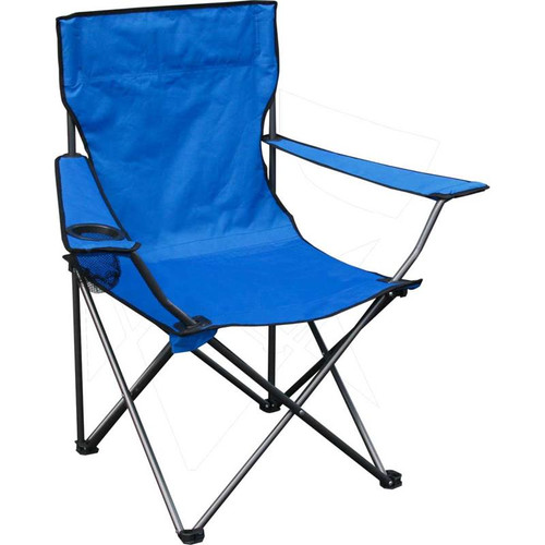 Quik Chair Folding Chair - Blue