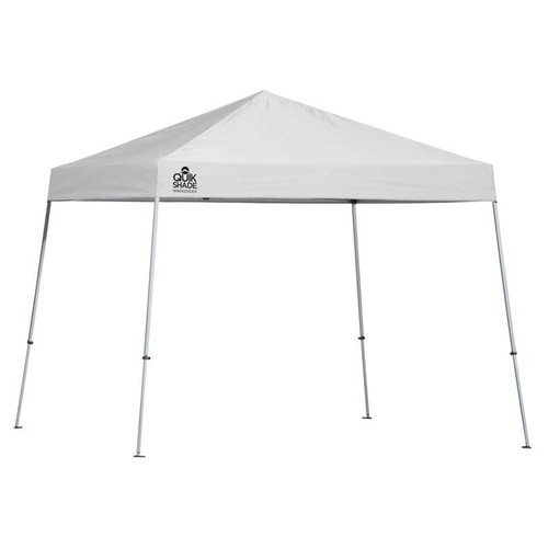 Quik Shade Weekender Elite WE81 12 x 12 ft. Slant Leg Canopy - White