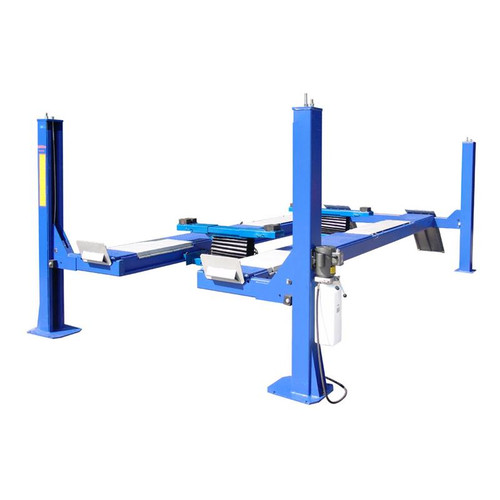 Tuxedo FP14KO-A 14,000 lb Cable Driven Open Front 4 Post Alignment Lift