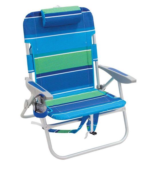 RIO Gear Big Boy Backpack Chair - Stripe