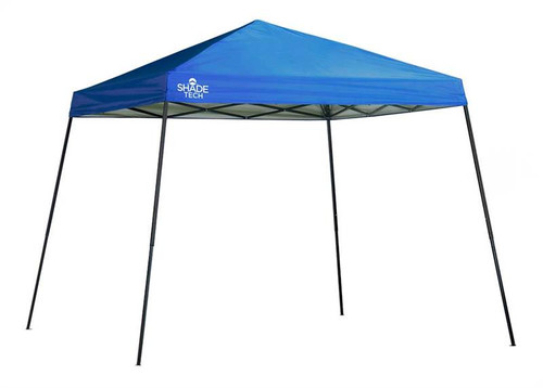 Quick Shade ST64 10 X 10 ft. Slant Leg Canopy - Blue