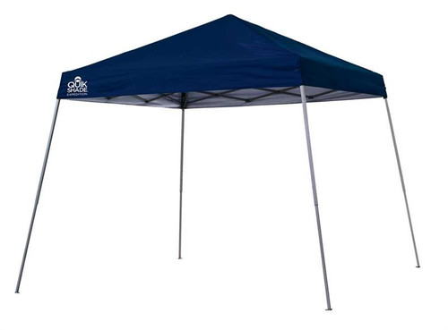 Quick Shade Expedition EX81 12 x 12 ft. Slant Leg Canopy - Midnight Blue