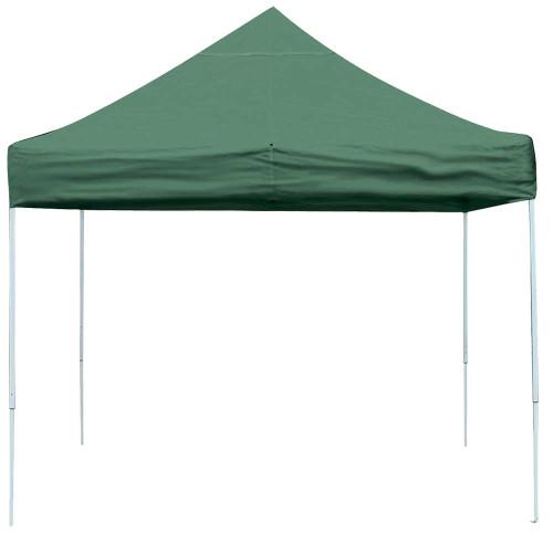 ShelterLogic Pop-Up Canopy HD - Straight Leg 10 x 10 ft. Green
