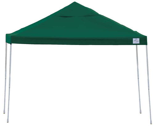 ShelterLogic Pop-Up Canopy HD - Straight Leg 12 x 12 ft. Green