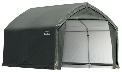 ShelterLogic AccelaFrame HD 12 x 10 ft. Shelter Green