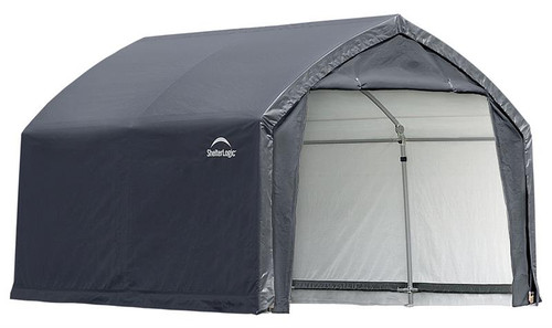 ShelterLogic AccelaFrame HD 12 x 10 ft. Shelter Gray