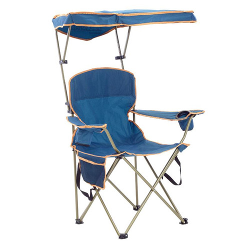 Quick Chair Max Shade Folding Chair - Navy
