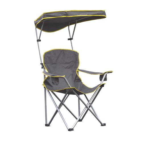 Quik Shade Heavy Duty Max Shade Chair - Grey